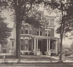 Carney Sr House 1902