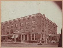 Hotel Marinette 1896 to 1898 cropped