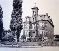Ike house
