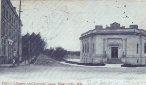 Lovers Lane 1905