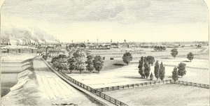 Riverside 1881 from west