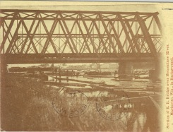 Train Bridges 1905